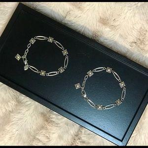 Twin🍀Vintage Brighton Bracelets!